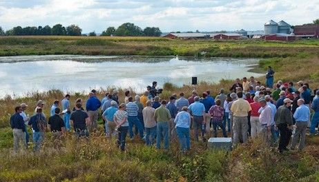 Iowa Farm Bureau joins Iowa Department of Agriculture, farmers and conservationists to sponsor cover crop workshop