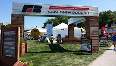 Iowa Farm Bureau's Renew Rural Iowa honors north central Iowa business that teaches art around the world
